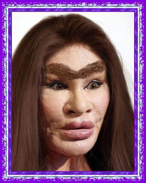 Maquillage Femme Ange