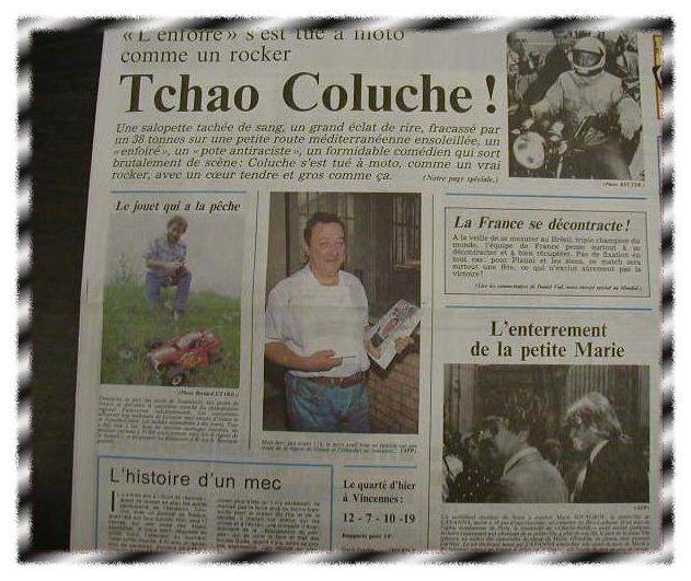 Coluche ... 4jo3531b