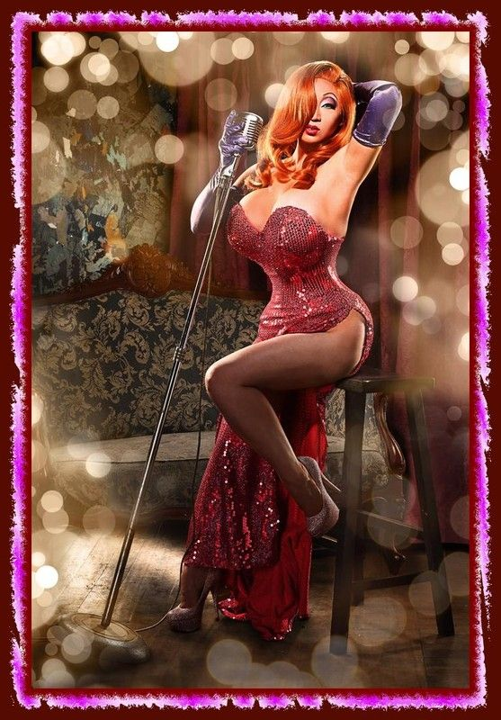 JESSICA RABBIT